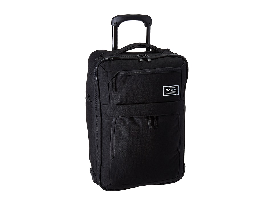 Dakine - Carry On Roller 40L (Black) Pullman Luggage