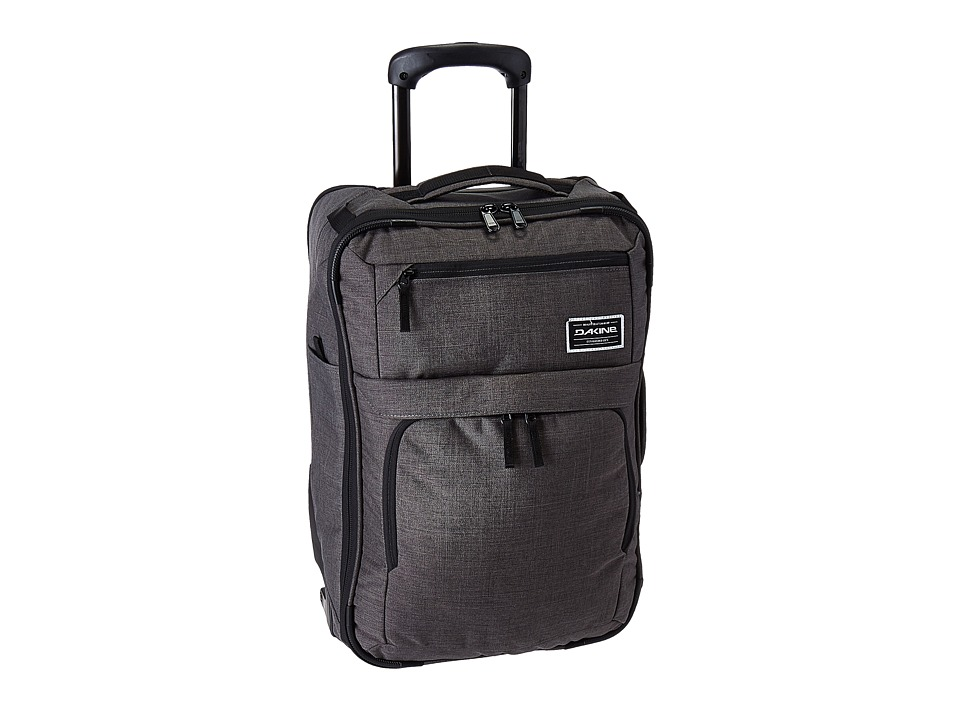 Dakine - Carry On Roller 40L (Carbon) Pullman Luggage