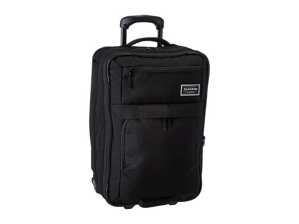 Dakine - Status Roller 45L (Black) Pullman Luggage