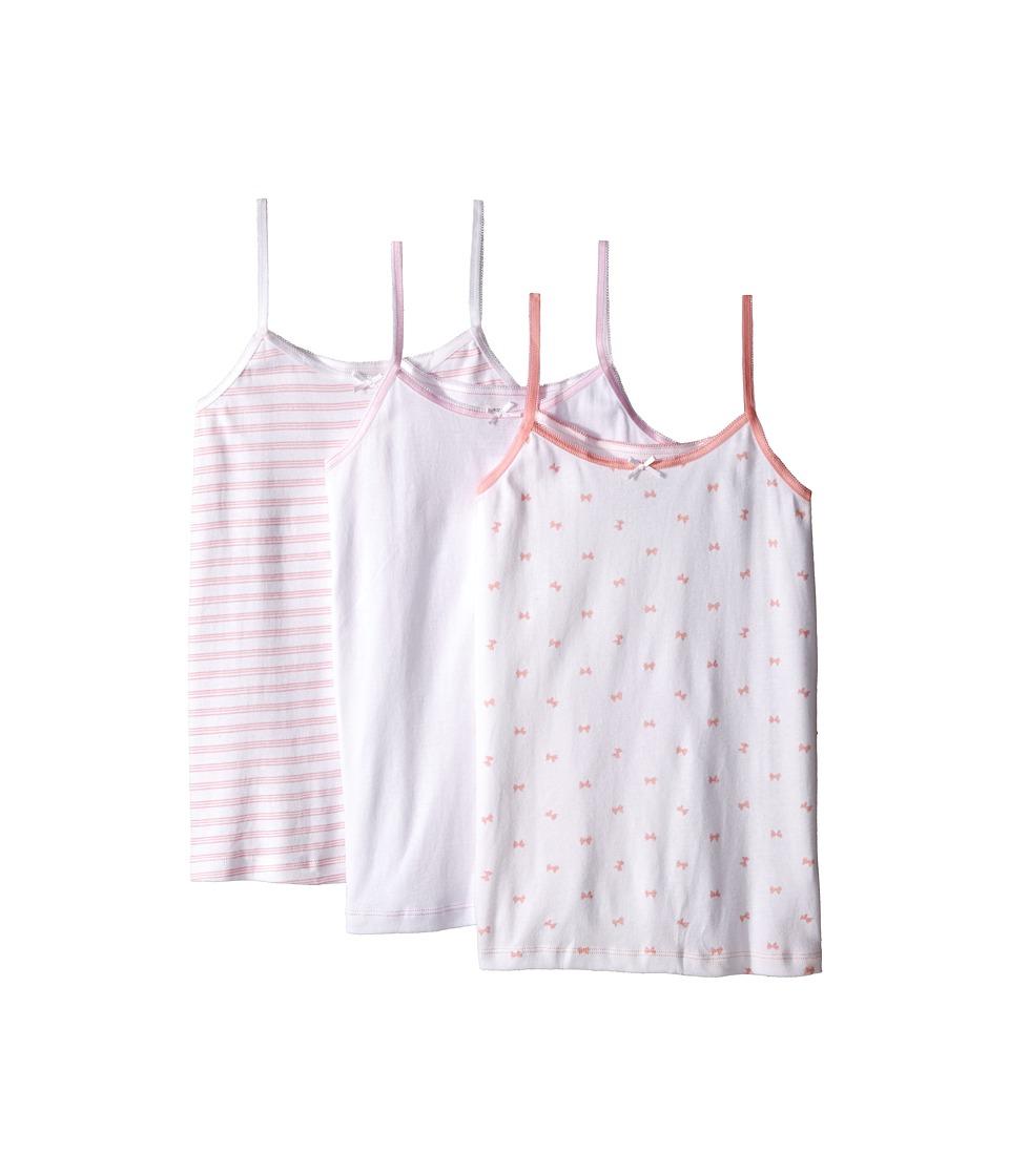 Trimfit - Bows Cotton Camisoles 3-Pack