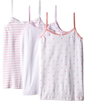 Trimfit - Bows Cotton Camisoles 3-Pack (Toddler/Little Kids/Big Kids)