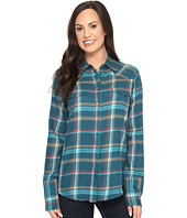 Stetson - Brushed Twill Ombre Plaid Shirt