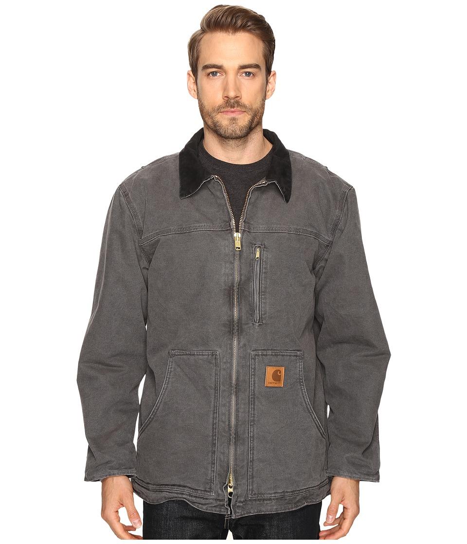Carhartt Sandstone Ridge Coat (Gravel) Men's Jacket