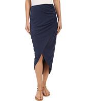 Splendid - Sandwash Jersey Wrap Skirt