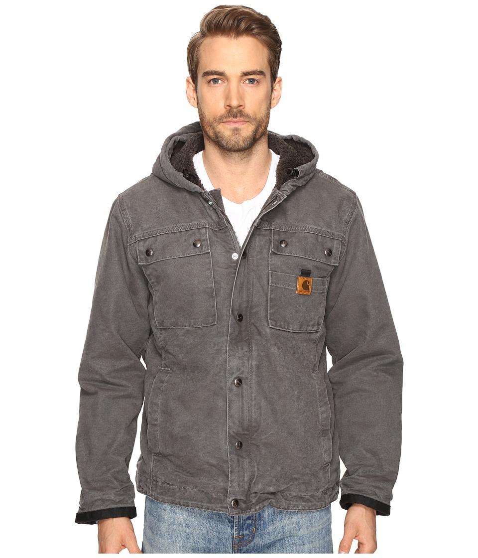 Carhartt Bartlett Jacket (Gravel) Men's Coat