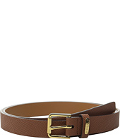 LAUREN Ralph Lauren - Crosshatch Leather 1