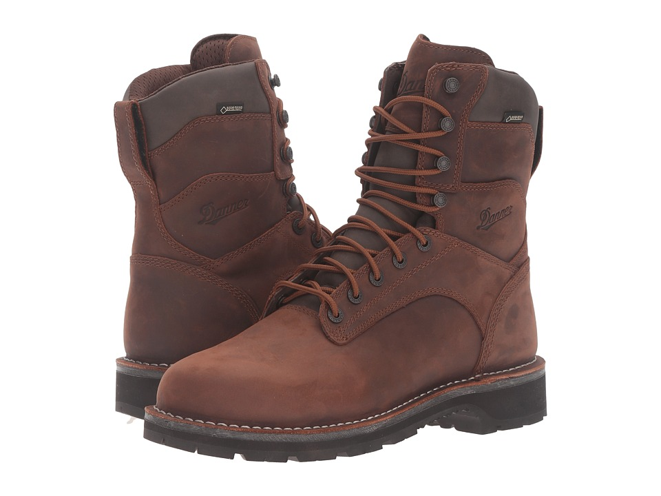 Danner Workman 8 (Brown) Men
