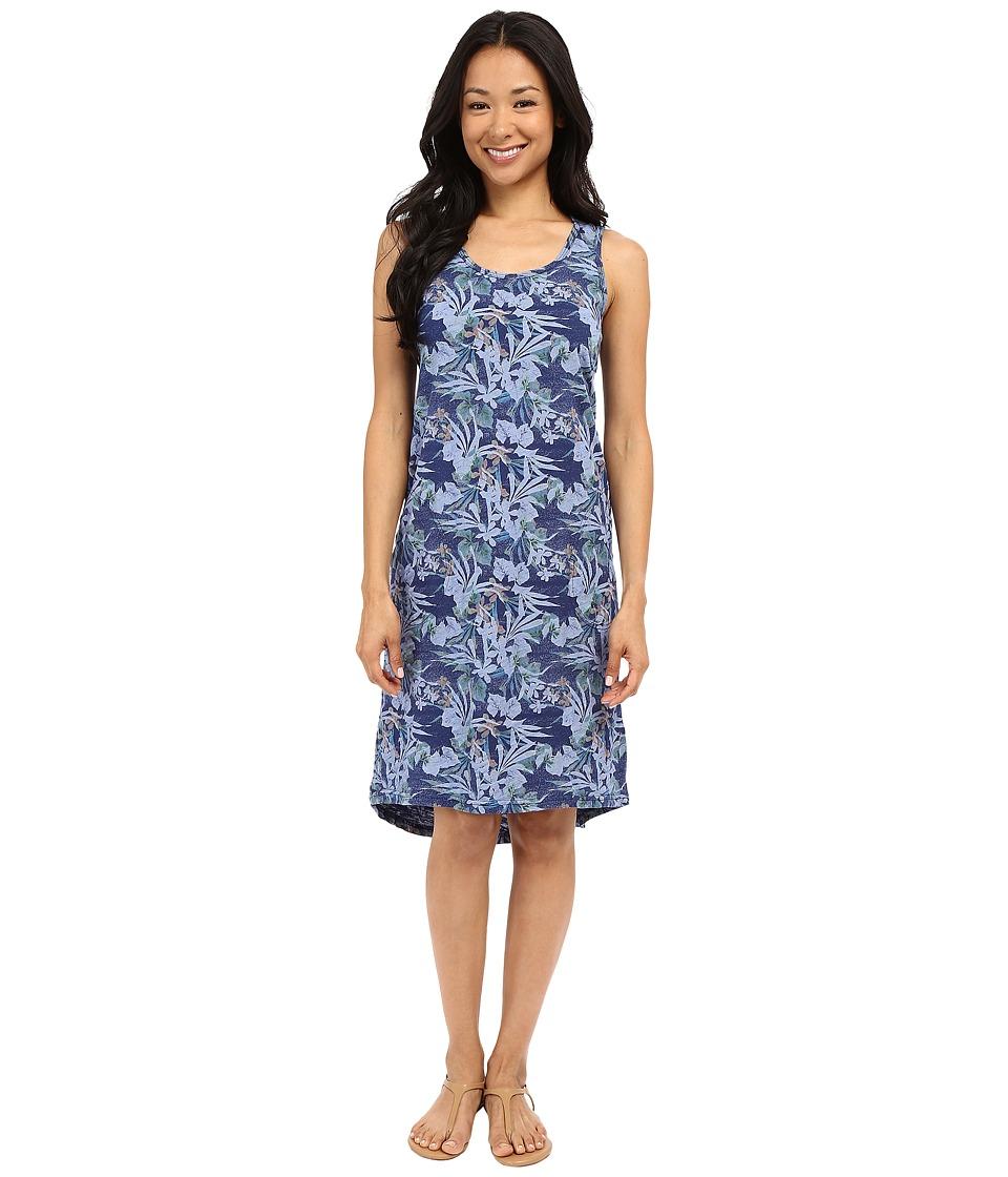 Fresh Produce Paradise Crossback Dress Moonlight Blue Womens Dress