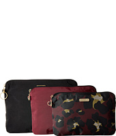 Baggallini - Gold Seoul Three-Piece Pouch