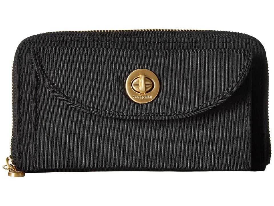 Baggallini - Gold Kyoto RFID Wallet