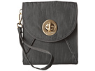 Baggallini Gold Athens RFID Crossbody Wallet