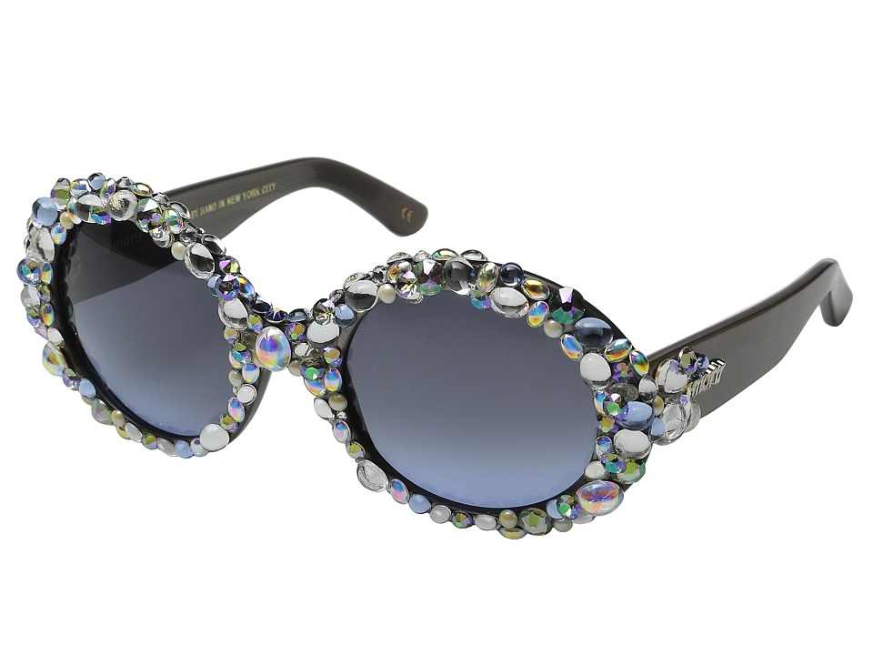 A Morir Brill Silver Fashion Sunglasses