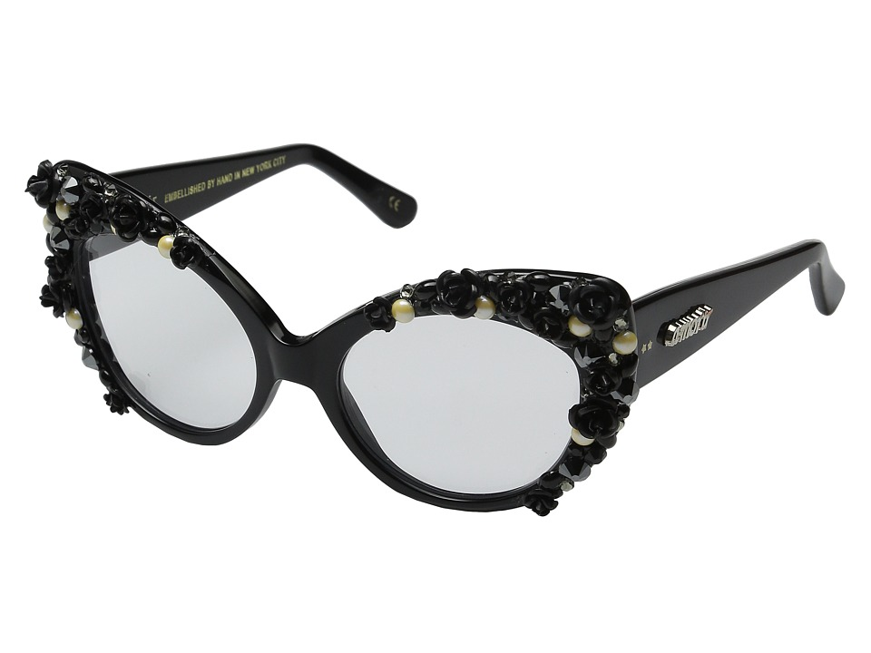 A Morir Ani Black Pearl Fashion Sunglasses