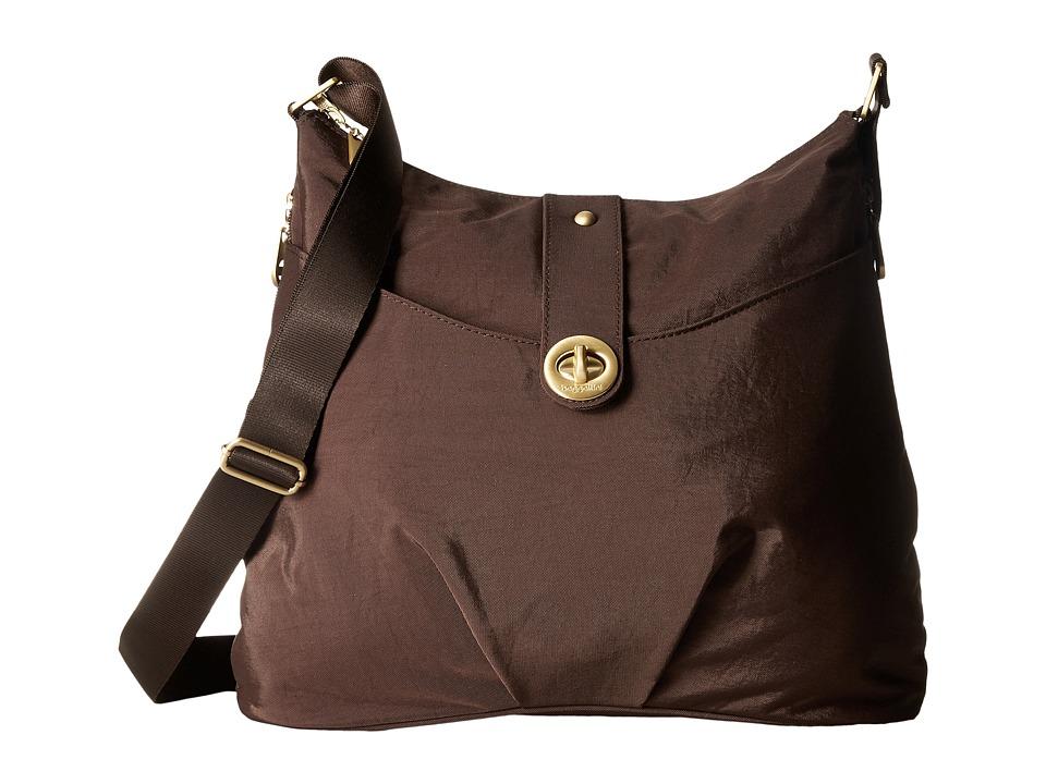 Baggallini - Gold Helsinki Bag (Java) Handbags