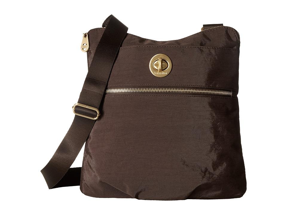 Baggallini - Gold Hanover Crossbody (Java) Cross Body Handbags