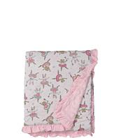 Mud Pie - Ballerina Ruffle Blanket