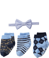 Mud Pie - Sock Bowtie Gift Set (Infant)