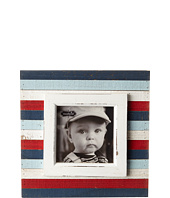 Mud Pie - Multicolor Planked Frame