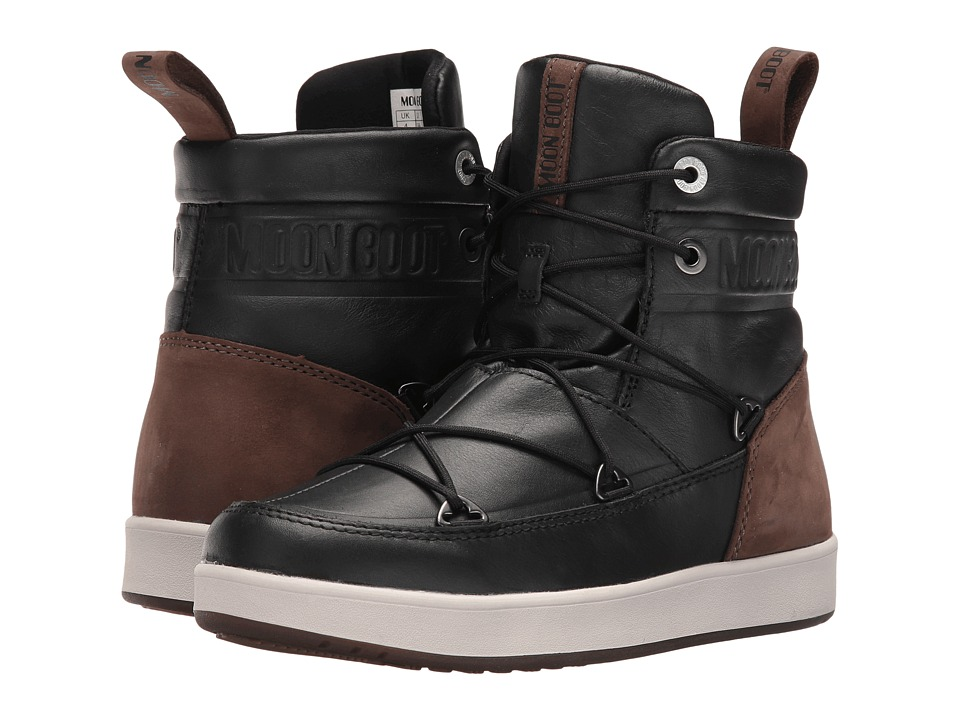 Tecnica Moon Boot Neil Lux (Black/Brown) Cold Weather Boots
