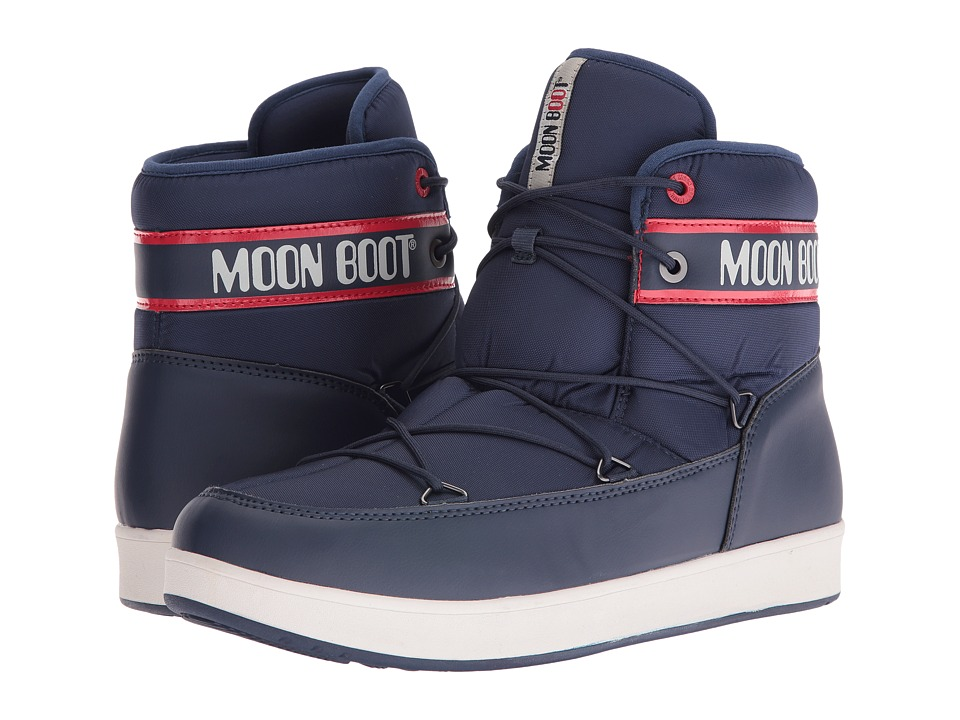 Tecnica Moon Boot Neil Vintage (Navy) Cold Weather Boots