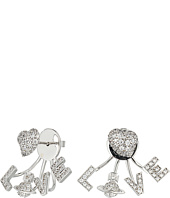 Vivienne Westwood - Agatha Earrings