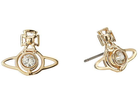Vivienne Westwood Nora Earrings - Yellow Cubic