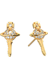 Vivienne Westwood - Darianne Petite Key Earrings