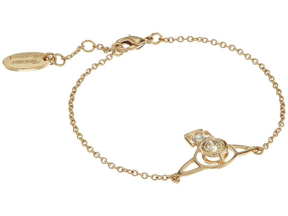 Vivienne Westwood - Nora Bracelet (Yellow Cubic) Bracelet