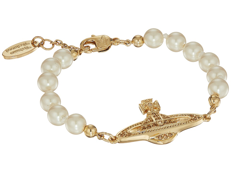 Vivienne Westwood - Mini Bas Relief Bracelet (Light Colorado) Bracelet