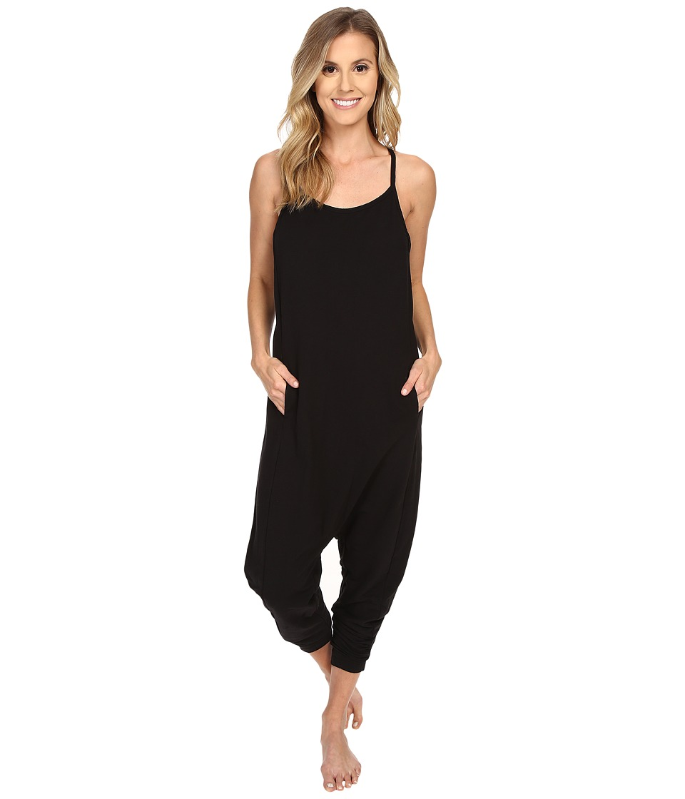 Manduka One Piece Jumpsuit Black Womens Jumpsuit Rompers One Piece