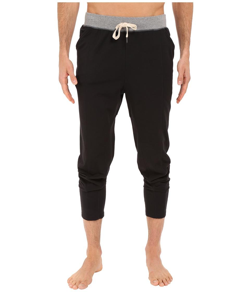 Manduka Intentional Pants Black Mens Casual Pants