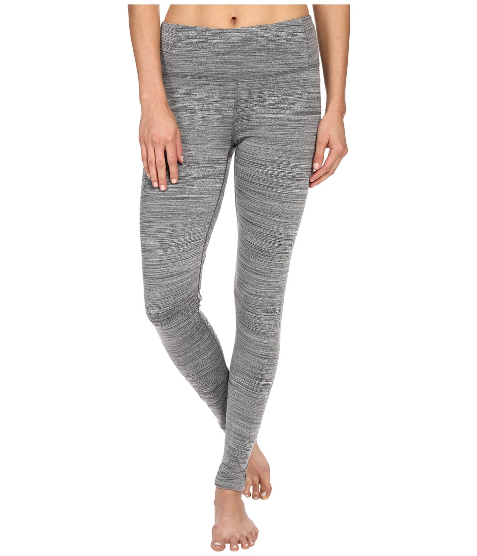 Manduka Essentil Leggings Dark Heather Grey Womens Casual Pants