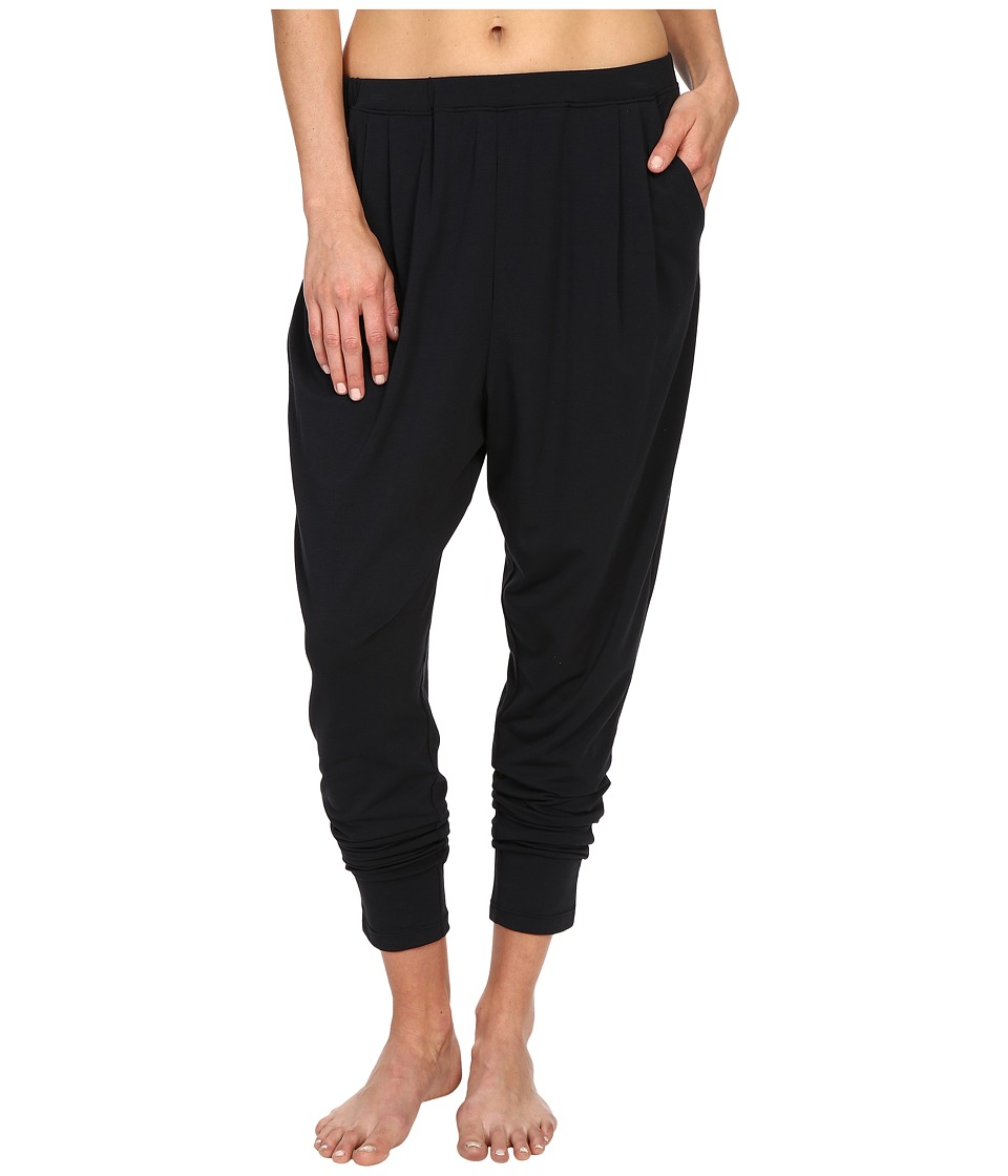 Manduka Assuage Pants Black Womens Casual Pants