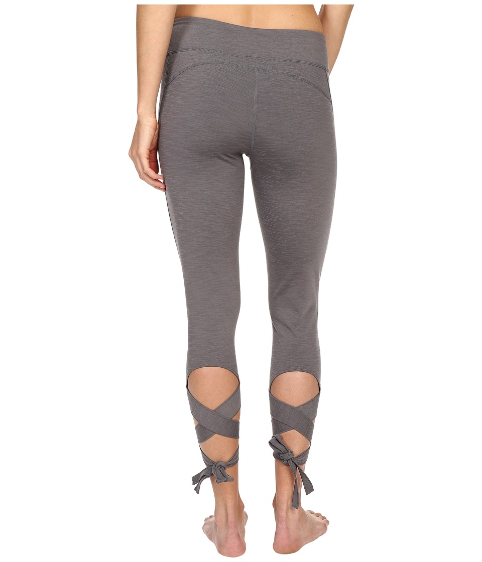 Manduka Flux Leggings Thunder Womens Casual Pants