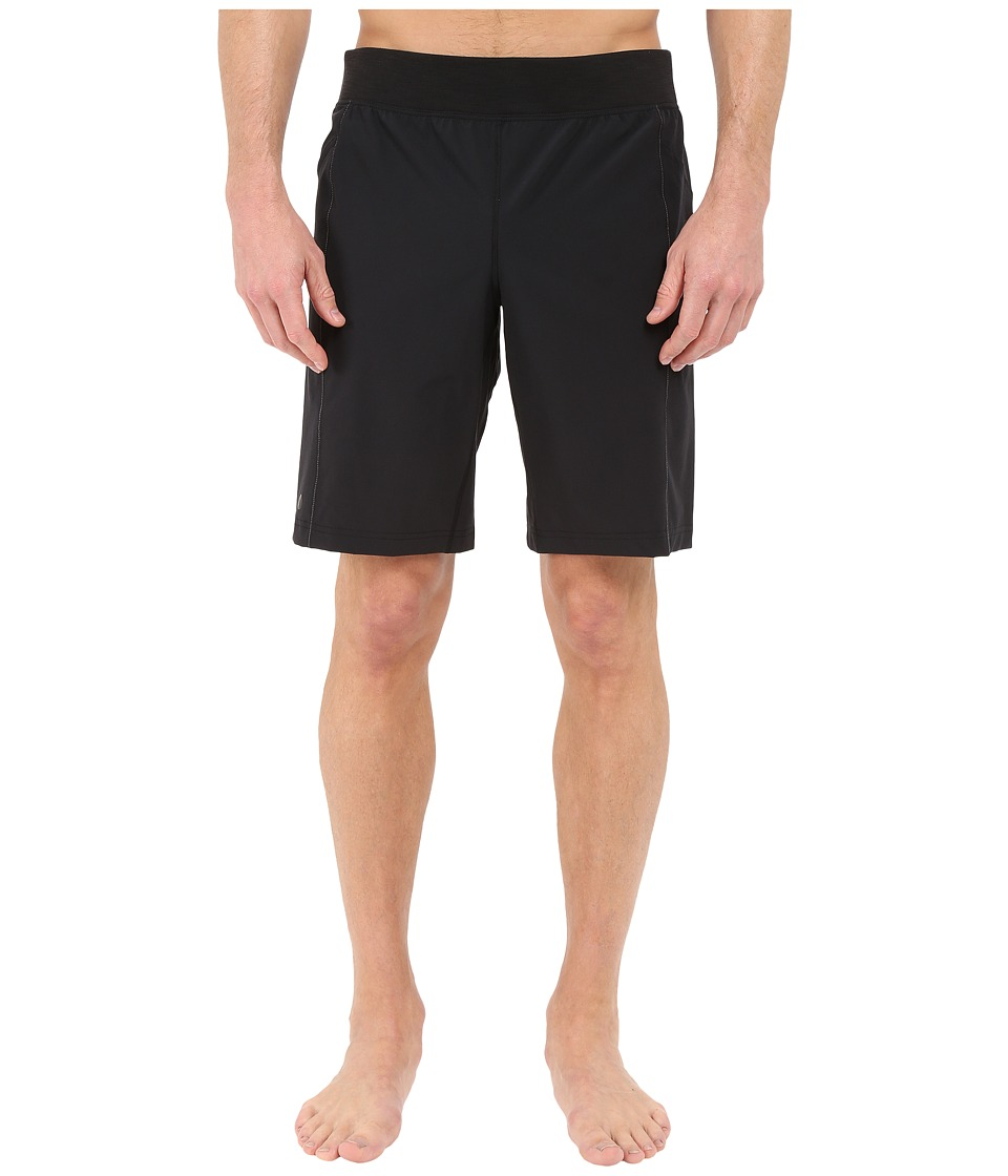 Manduka The Daily Shorts Black Mens Shorts
