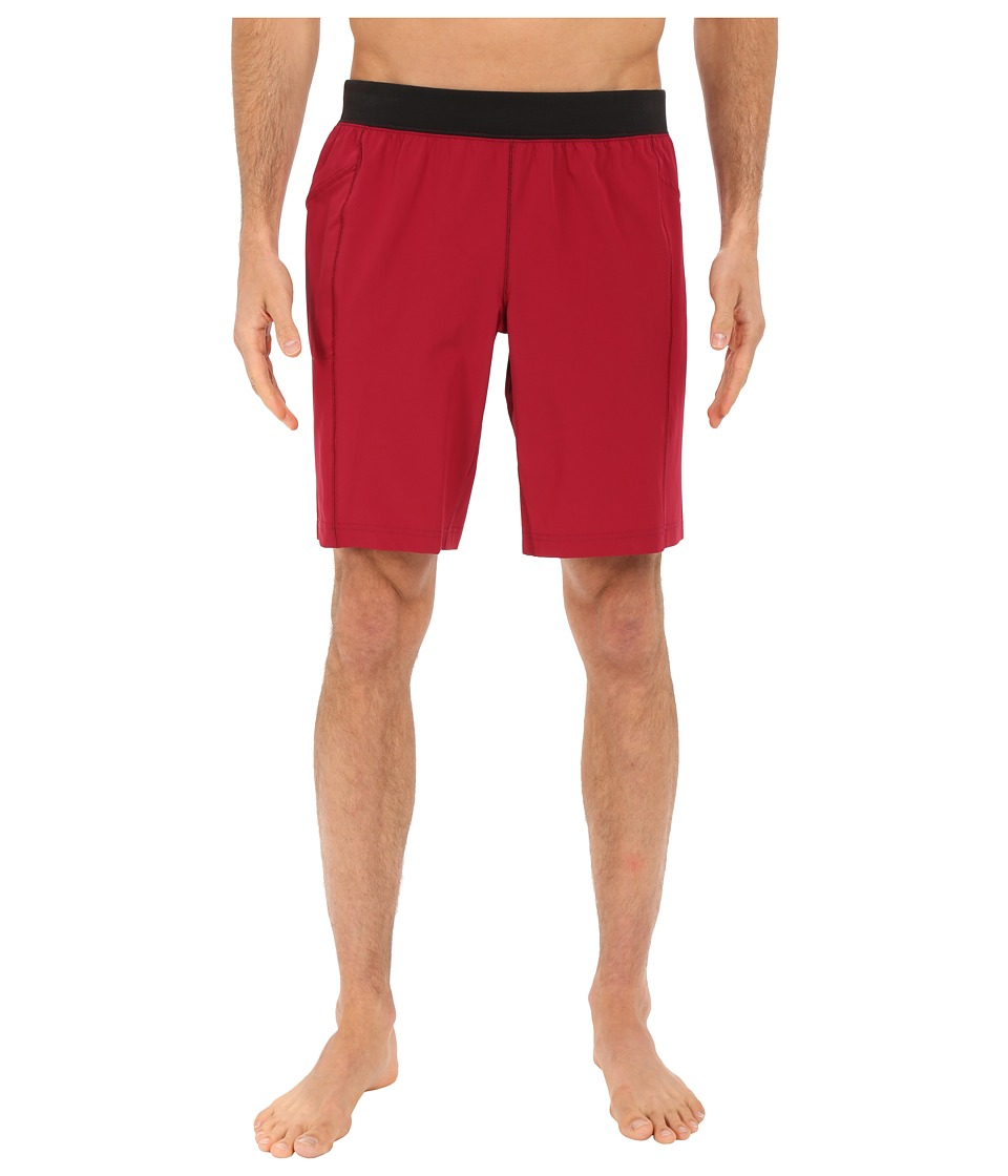 Manduka The Daily Shorts Cordovan Mens Shorts