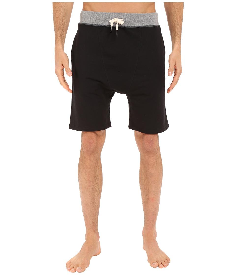 Manduka Intentional Shorts Black Mens Shorts