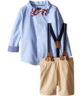 Mud Pie - Suspender Shorts Set (Toddler)