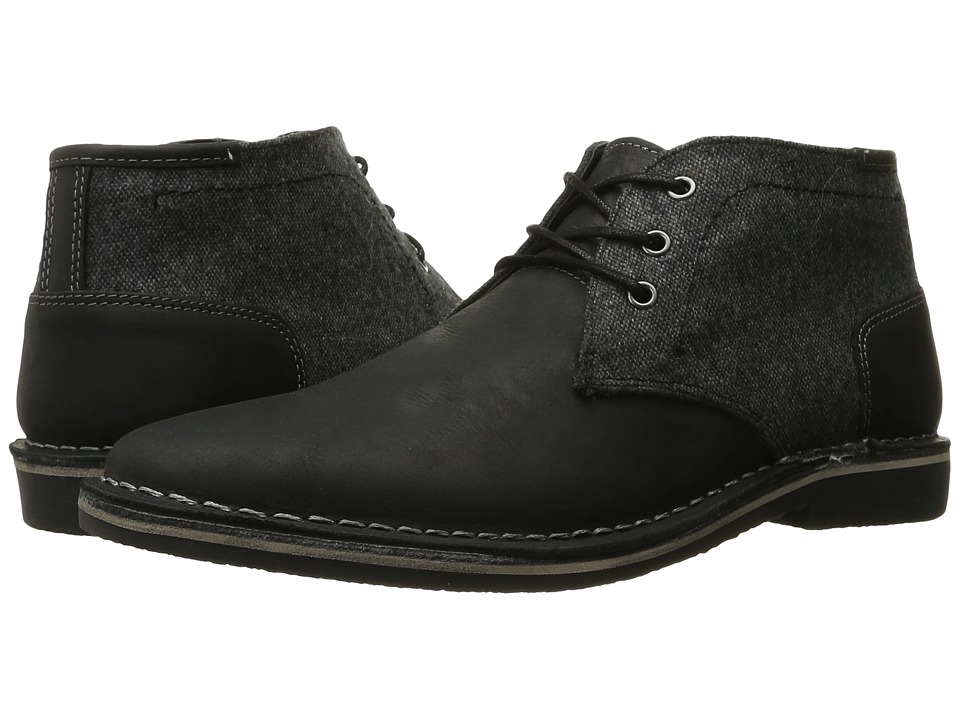 Steve Madden Harken (Black Multi) Men