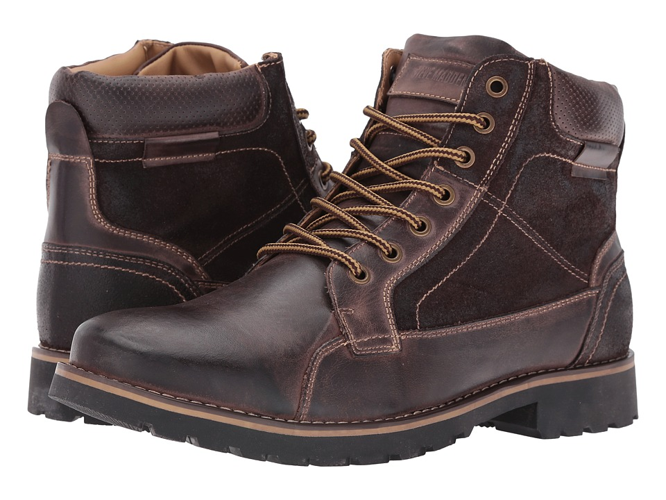 Steve Madden Coltun (Dark Brown) Men