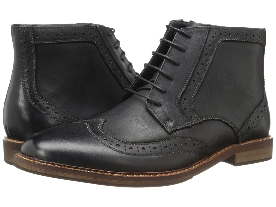Steve Madden Daegan (Black) Men