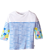 Tommy Hilfiger Kids - Watercolor Stripe Knit Top (Big Kids)