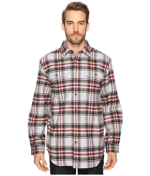 Carhartt Hubbard Plaid Shirt - Shadow