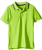 Tommy Hilfiger Kids - Ivy Synthetic Stretch Jersey Polo (Toddler/Little Kids)