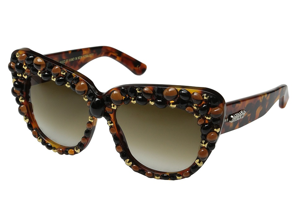 A Morir Adams Tortoise Fashion Sunglasses