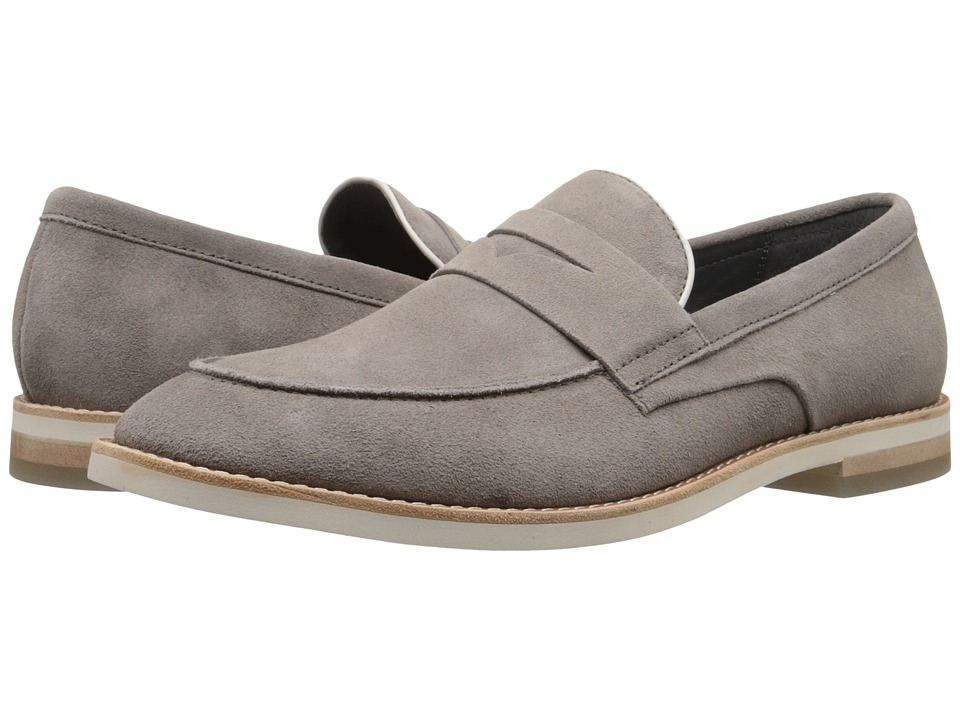 Calvin Klein - Andron (Toffee/Latte Oily Suede/Smooth) Men