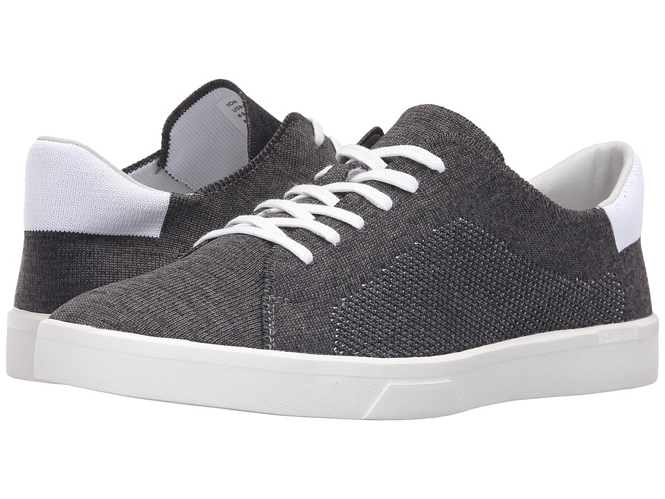 Calvin Klein - Ion (Black Heathered Knit) Men