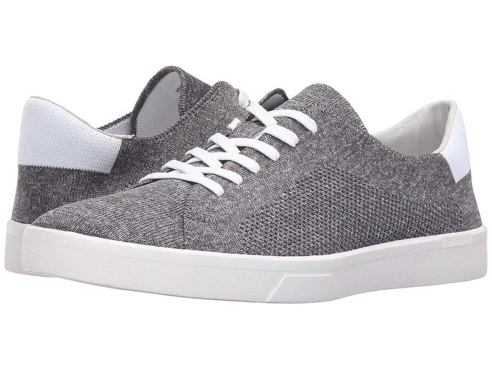 Calvin Klein - Ion (Grey Heathered Knit) Men