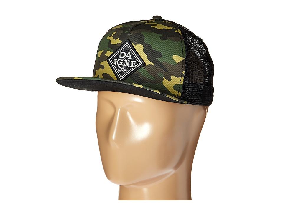 Dakine Classic Diamond Hat Camo Caps