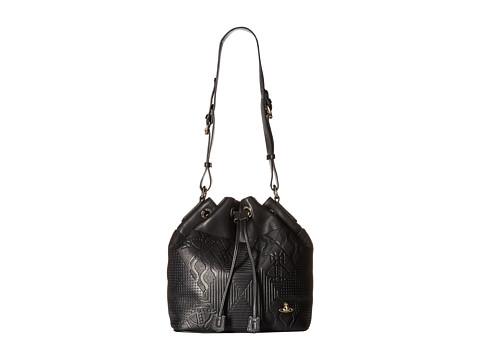 Vivienne Westwood Hogarth Bag - Black